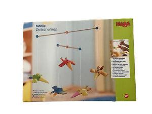 HABA Mobile Zwitscherlinge Vögel unisex 10+ Monate