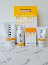 Rodan and Fields Reverse Regimen Soothe for Brown Spots Dullness Sun Damage 4 pc