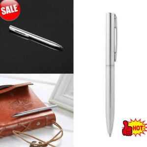 Students Ballpoint Pen Short Spin Office School Teenager Roller ball Supplies