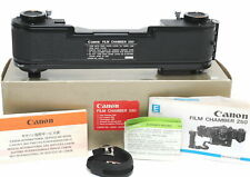Canon Film Chamber 250 Mint boxed 250 Exposure back for Canon F1