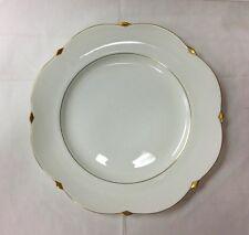 "PALOMA PICASSO ""LA ROTUNDA"" DINNER 10 1/2"" HEINRICH VILLEROY& BOCH BONE CHINA"