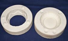 Vtg Ceramic Pottery Slip Casting Mold - E Robertson #302 - Small Fancy Bowl