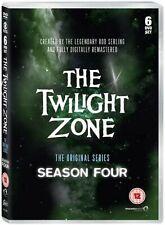 Twilight Zone - Season 4 Series Four (DVD, 2011, 6-Disc Set) NEW SEALED