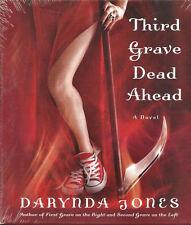 Audiobook - Third Grave Dead Ahead by Darynda Jones   -   CD