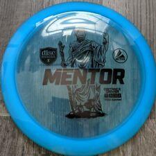 Discmania Mentor Active Premium Distance Driver 170-175g Disc Golf New