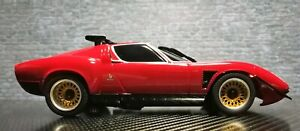Lamborghini Miura Jota SVR MINI-Z Body für RWD MR03 (N-RM) + Diplaybox
