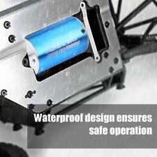 2845 5000KV Waterproof 4 Poles Sensorless Brushless Motor for 1/12 1/14 RC Car