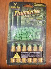 Hunter Dan Thunderbolt Rubber Bullets For Bolt Action Rifle.