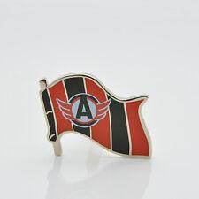 """KHL Avtomobilist Yekaterinburg """"Flag"""" pin, badge, lapel, hockey"""