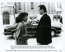 STEVEN SEAGAL  PAM GRIER NICO  1988 VINTAGE PHOTO ORIGINAL #5