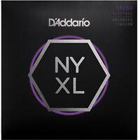 D'Addario NYXL1150BT Medium Balanced Tension 11-50 Guitar Strings