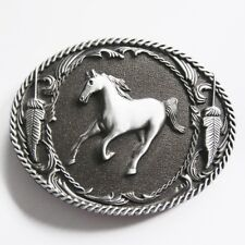 Original Western Horse Cowboy Rodeo Metal Belt Buckle