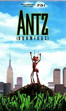 Antz (Hormigaz). Dreamworks Pictures. Dibujos animados.
