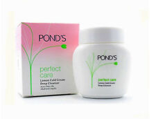 PONDS Perfect care Lemon cold cream Deep Cleanser 60 ml.