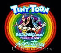 Tiny Toon Adventures Buster Busts Loose - SNES Game