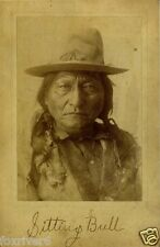 SITTING BULL (1843-1890) Signed Photograph - Hunkpapa Sioux Leader preprint
