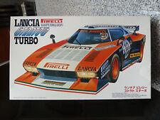 1:20 Fujimi, Lancia Stratos Turbo, Silhouette Group 5, Pirelli