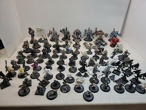 warmachine hordes army lot