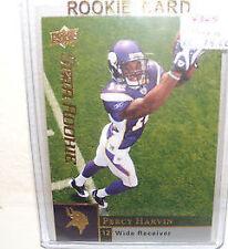 468ad0483 Rookie Minnesota Vikings Football Trading Cards