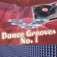 Dance Grooves : House Techno Trance Pop 1 CD