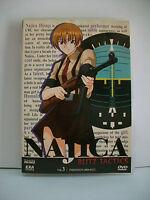 NAJICA BLITZ TACTICS VOL. 3 [dvd, Exa, 2007]