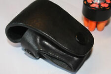 New Design Leather Speed Loader Pouch Frame Rev 38/357