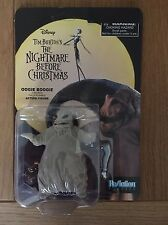 The Nightmare Before Christmas OOGIE BOOGIE ReAction Retro Action Figure