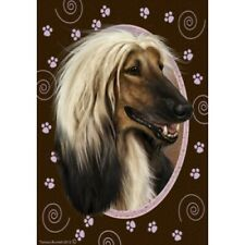Paws House Flag - Afghan Hound 17087