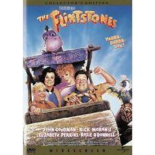 The Flintstones DVD 1994 John Goodman Collectors Edition