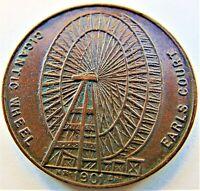 1901 GB,THE GIGANTIC WHEEL EARLS COURT.