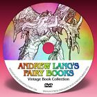 ANDREW LANG FAIRY BOOKS on DVD! - 437 Fables + Over 780 H J Ford Illustrations