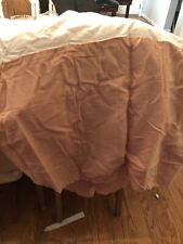 Donna Karan Dkny King Bedskirt 100% Cotton Modern Classics