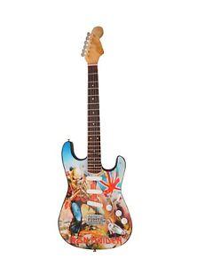 Famous Band Miniature Guitar Replica