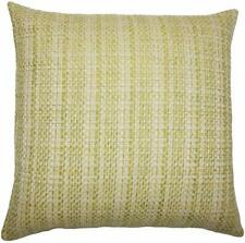"The Pillow Collection Xorn Plaid Bedding Sham Leaf King/20"" x 36"""