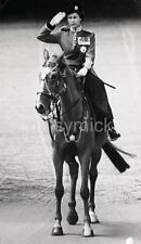 """Princess Elizabeth Future Queen of England Trooping The Colour 1950 7x4"""" Reprint"""