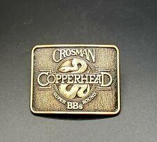 CROSMAN Copperhead 400x Premium Grade BBS