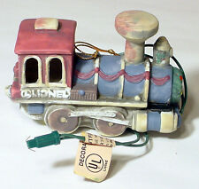 Lionel Trains Collectors Christmas Ornament Steam Engine with light