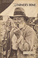 The Farmer's Home: Dec 1937: Circus, Cacti, Christmas Ghosts, Recipes - Photos
