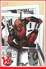 DEADPOOL MARVEL LEGACY 1 01 Juil 2018 VARIANT JAPAN EXPO Panini Marvel # NEUF #