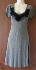 Next marl grey dress size 8