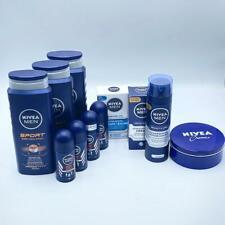 NIVEA MEN 12-teiliges Mega Pflege- und Geschenkset