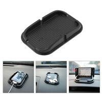 Fancy Black Car Stylist Sticky Pad Mat Anti Non Slip Gadget Phone GPS Holder FT