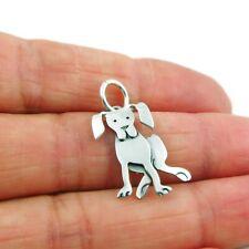 Labrador Retriever 925 Sterling Silver Dog Pendant