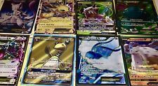 Pokemon Card Lot 100 Official And Authentic Cards - Guaranteed EX/GX And Rares