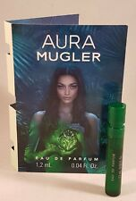 Thierry Mugler Aura 1.2ml ladies Eau de Parfum sample spray x 1 - new release