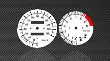 BMW R1100S  Tachoscheiben Tacho R 1100 S Gauge dial plates Set