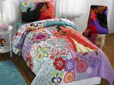 DISNEY ELANA OF AVALOR TWIN FULL BED COMFORTER BEDDING~REVERSIBLE ++BONUS  NEW