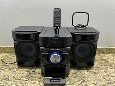 Sony MHC-EC709ip Mini Hi-Fi Component Shelf Stereo System W/iPod Dock -Vintage