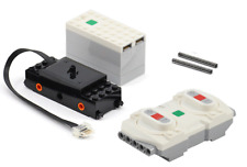 LEGO Train Motor Set Powered Up Battery Box / Receiver Remote Winter Train 10254