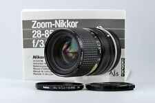 Nikon Zoom-Nikkor 28-85mm F3,5-4,5